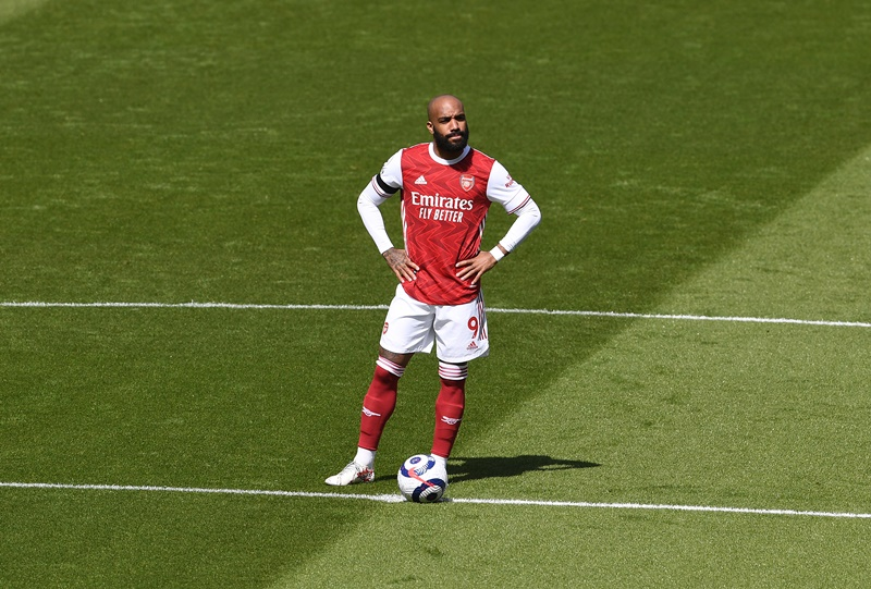 Alexandre Lacazette to miss rest of season with hamstring issue? - Bóng Đá