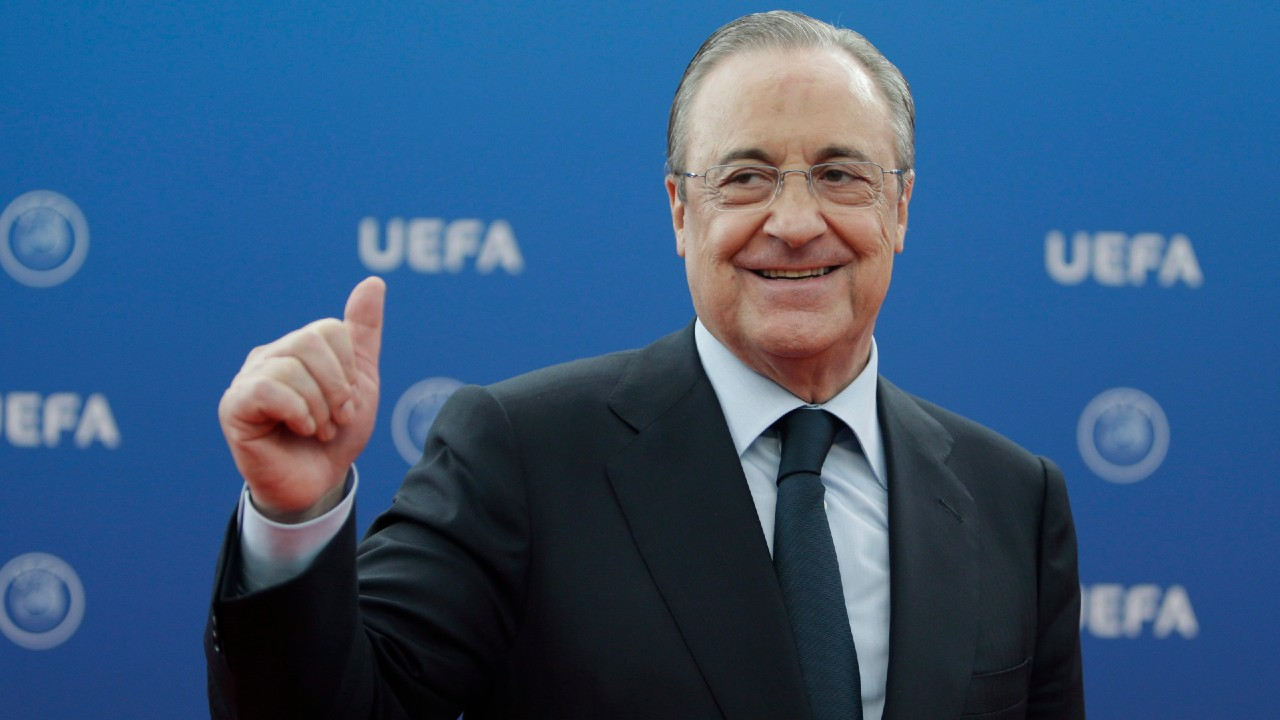 Florentino Perez: Super League being created to 'save soccer' - Bóng Đá