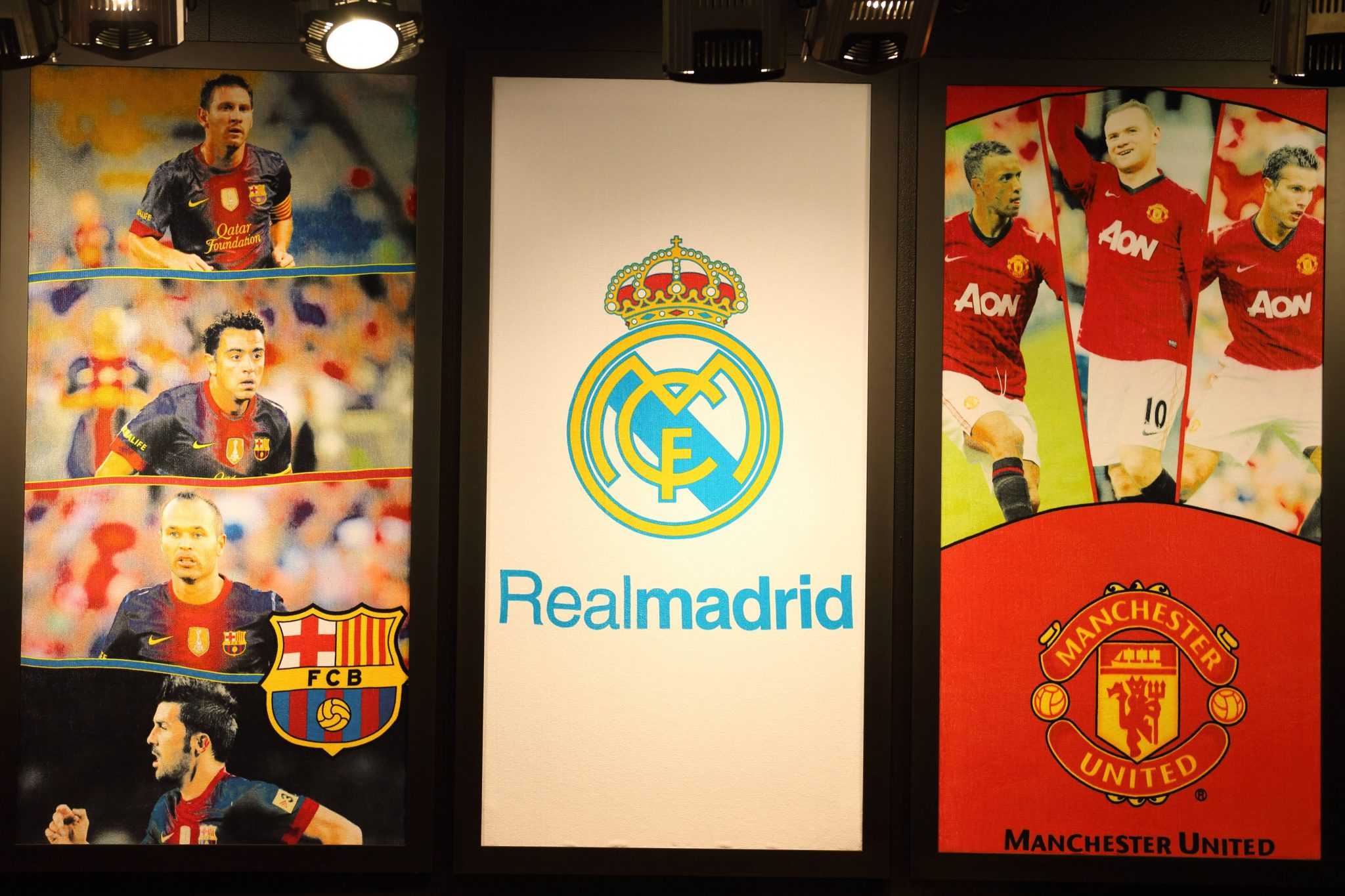 Barcelona among three top clubs set to receive €350 million for joining the European Super League - Bóng Đá