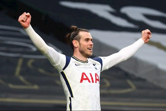 Thống kê Gareth Bale trong trận thắng của Spurs - Bóng Đá