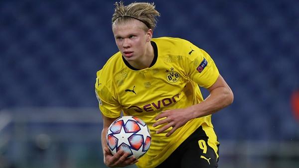 Erling Haaland stat proves £130m star perfect for Ole Gunnar Solskjaer's Man Utd tactics - Bóng Đá