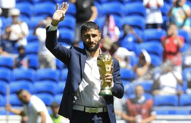 Real chiêu mộ Nabil Fekir - Bóng Đá