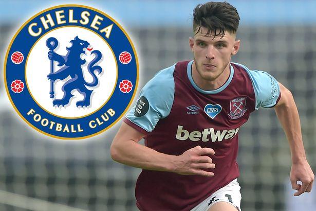 Chelsea chiêu mộ Declan Rice - Bóng Đá