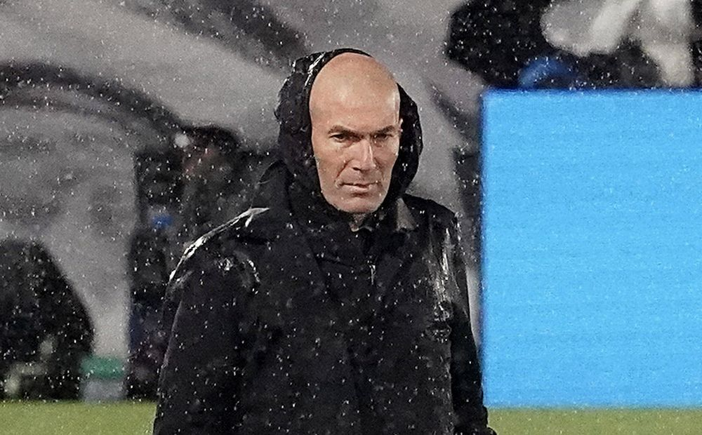 Zinedine Zidane could resign from Real Madrid this summer, next club already speculated - Bóng Đá