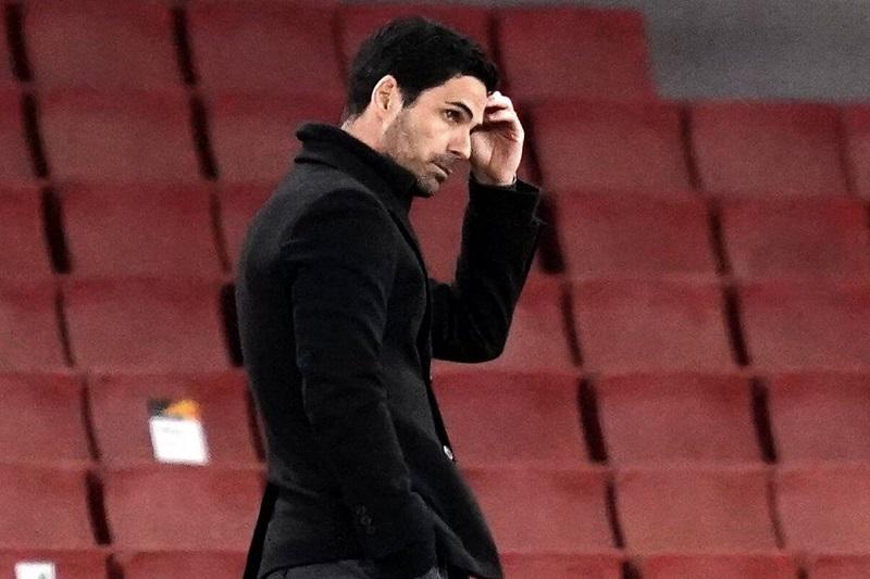 "Nc247info tổng hợp: Fan Arsenal: ""Mikel Arteta còn tệ hơn cả Frank Lampard"""