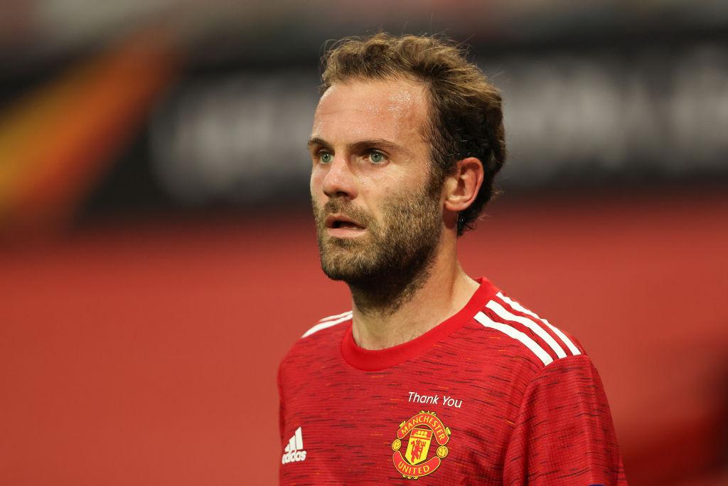 Juan Mata has one condition for Man Utd exit following transfer offer - Bóng Đá