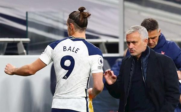 Gareth Bale's agent bemoans client's 'rough ride' at Tottenham under Jose Mourinho - Bóng Đá