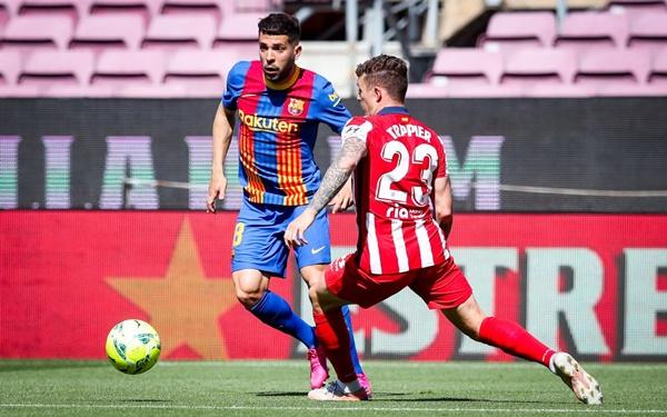 TRỰC TIẾP Barcelona 0-0 Atletico Madrid: Nỗ lực tấn công (H2) - Bóng Đá
