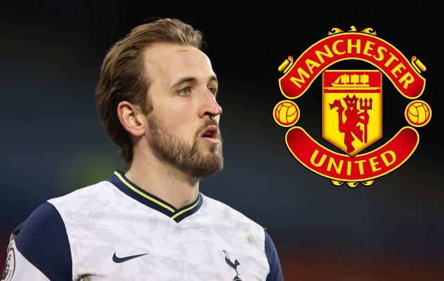 Manchester United's swap deal plan for Harry Kane as Tottenham star contemplates exit - Bóng Đá