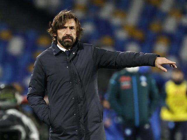 Andrea Pirlo insists that he will not walk away from Juventus - Bóng Đá