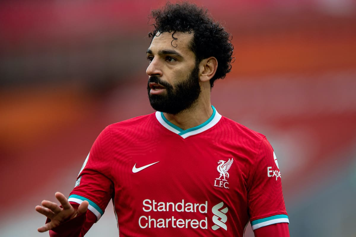 Report: Zero chance of Liverpool selling Mo Salah to Chelsea - Bóng Đá