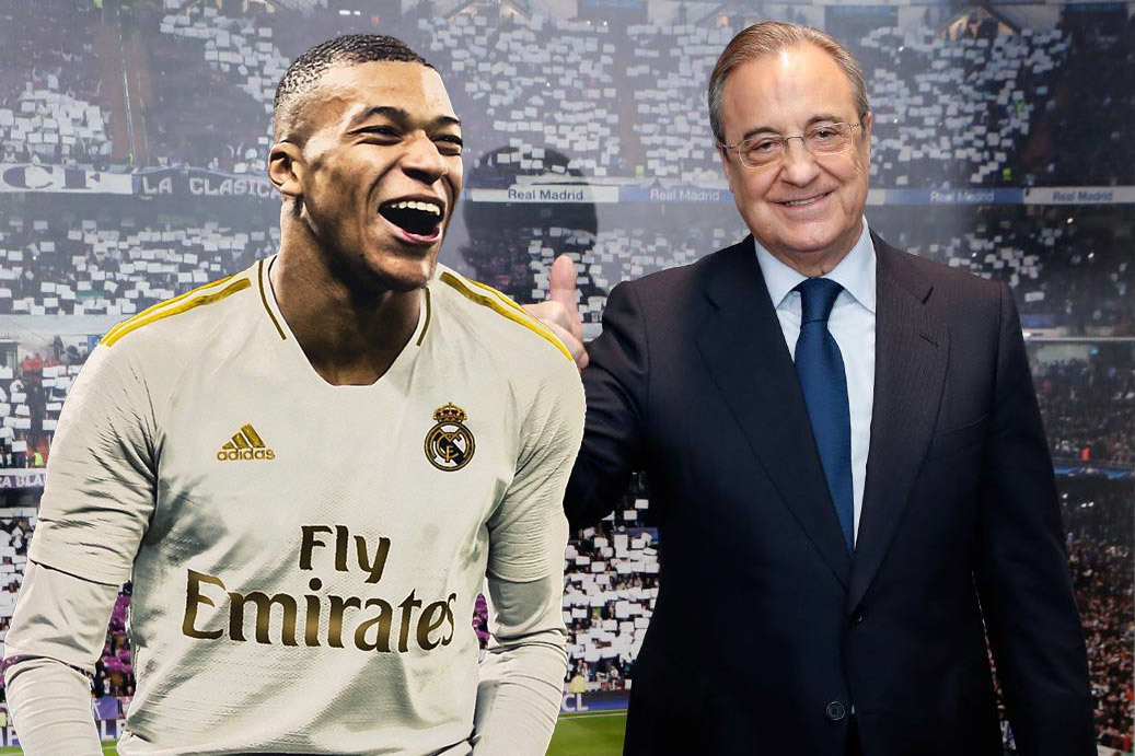 Kylian Mbappe 'is stalling over a new contract with just a year left on his current deal amid Real Madrid interes - Bóng Đá