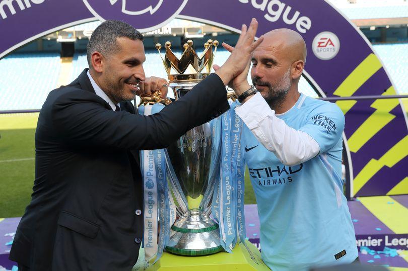 Pep Guardiola names six clubs who could take Man City's Premier League title next season - Bóng Đá