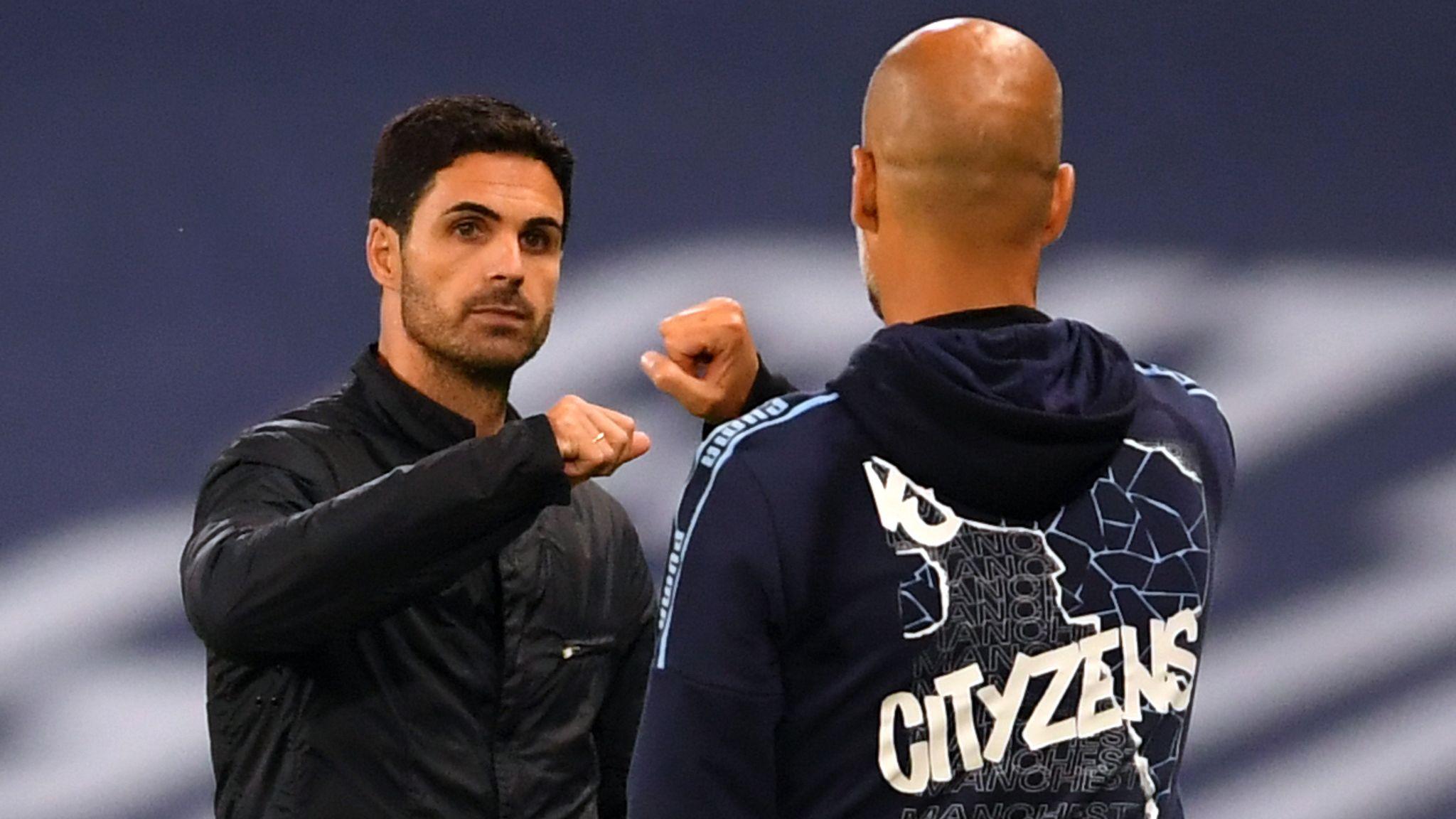Arteta battling with ex-mentor Guardiola to secure Arsenal's first summer transfer - Bóng Đá