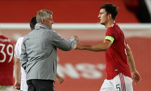 Man Utd boss Ole Gunnar Solskjaer has outlined criteria for new Harry Maguire partner - Bóng Đá