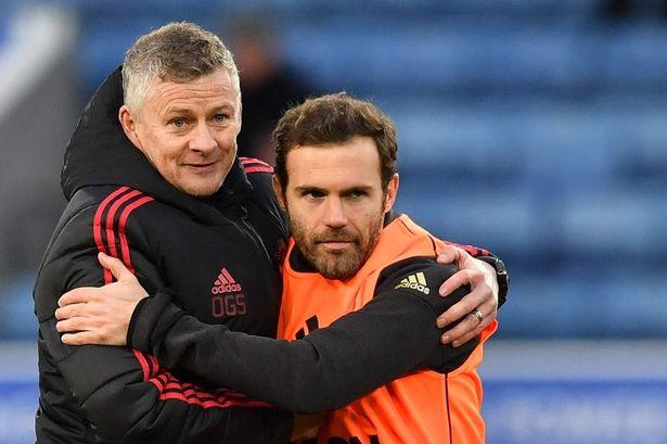 Man Utd plot Juan Mata contract talks but key decision out of Ole Gunnar Solskjaer's hands - Bóng Đá