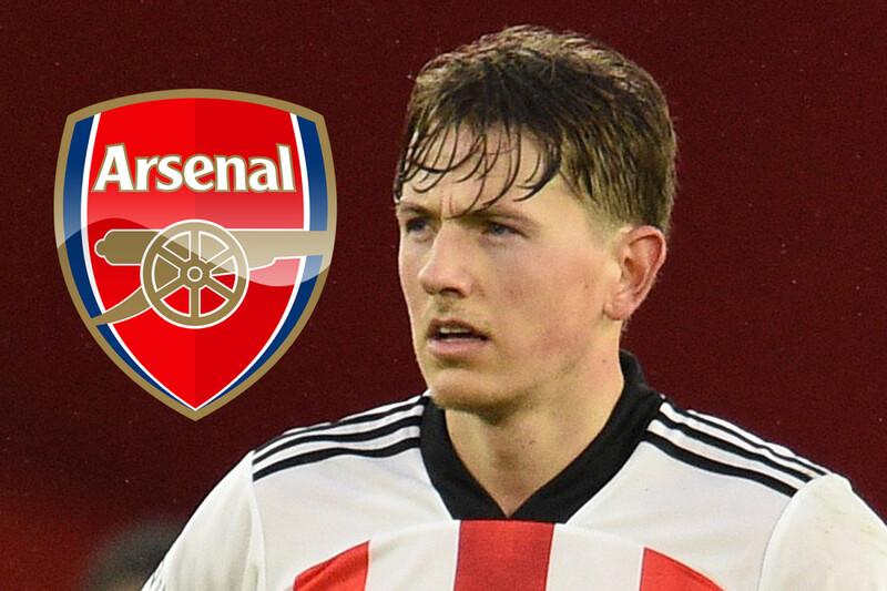 Lời đề nghị của Arsenal cho Sander Berge bị từ chối - Bóng Đá