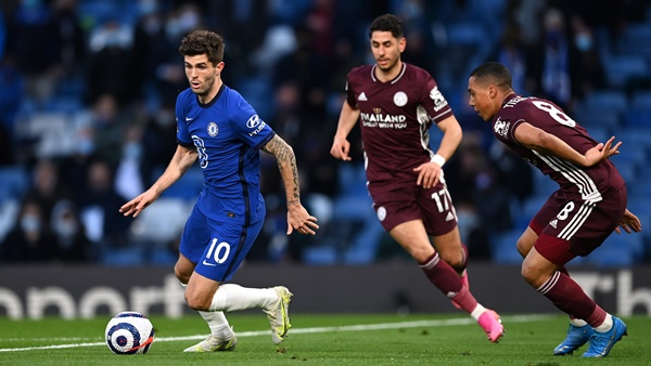 TRỰC TIẾP Chelsea 0-0 Leicester City: Bàn thắng không được công nhận (H1) - Bóng Đá