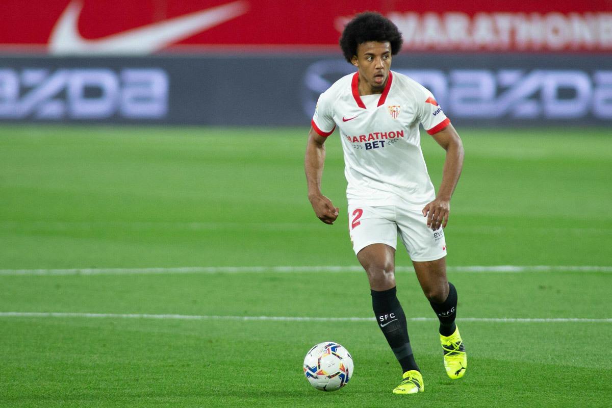 Arsenal eye £50m Man Utd transfer target Jules Kounde but face key problem they can't fix - Bóng Đá