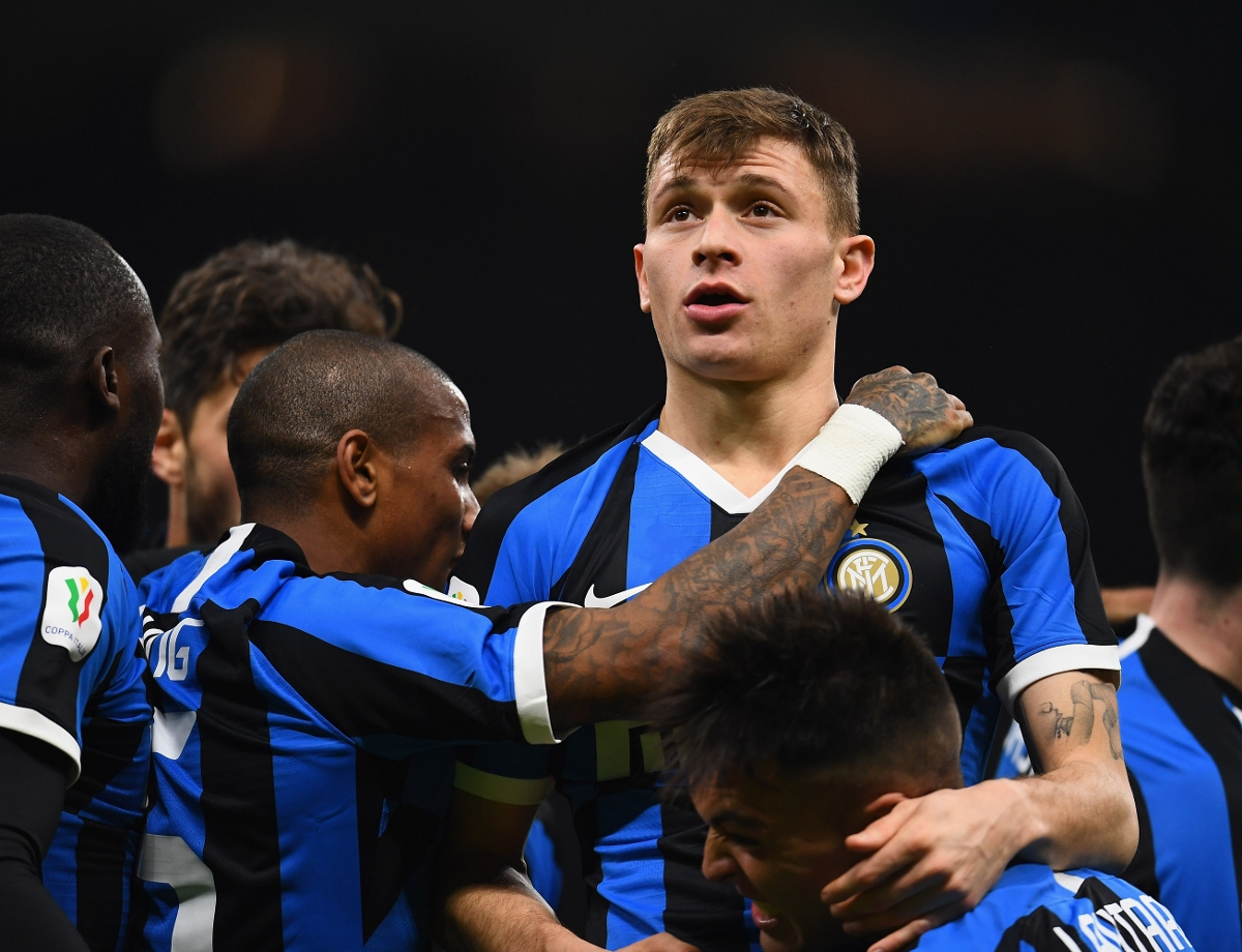 Liverpool and Arsenal both eye £60m Inter Milan transfer raid for midfielder Chelsea like - Bóng Đá