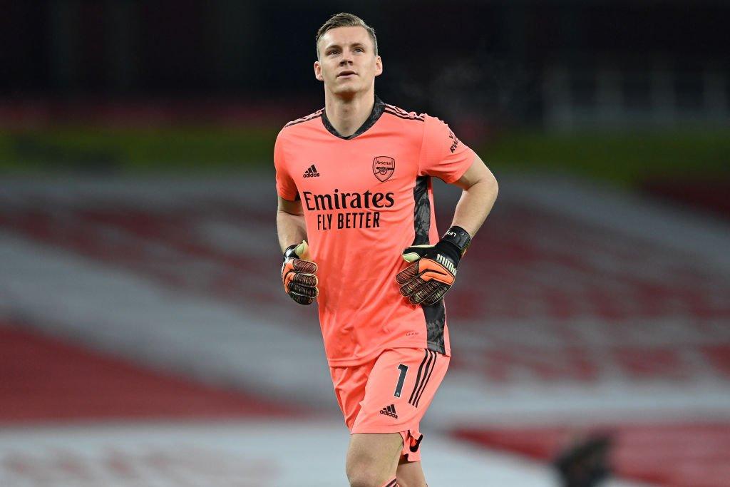 Report: Many at Arsenal expect Bernd Leno to leave - Bóng Đá