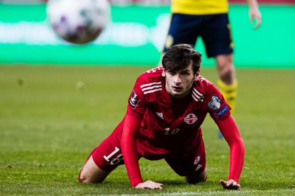 Leeds target Khvicha Kvaratskhelia wants to play under Jurgen Klopp - Bóng Đá