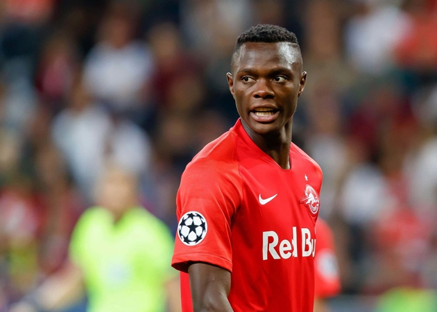 Leicester join Liverpool, Chelsea and Tottenham in Patson Daka transfer hunt - Bóng Đá