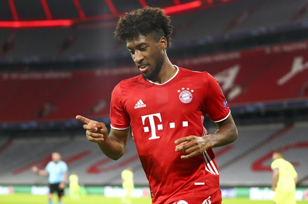 Kingsley Coman 'not happy' with Bayern Munich and opens door to Premier League transfer - Bóng Đá