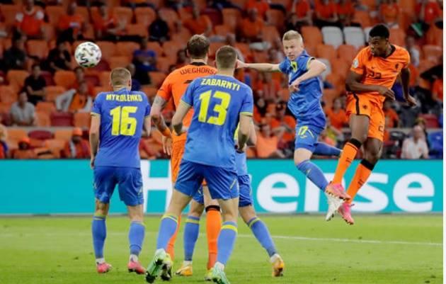 TRỰC TIẾP Hà Lan 3-2 Ukraine: Kịch bản điên rồ (KT) - Bóng Đá