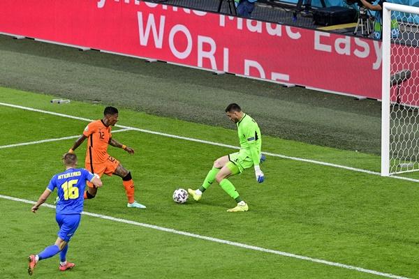 TRỰC TIẾP Hà Lan 0-0 Ukraine: Cứu thua xuất thần (H1) - Bóng Đá