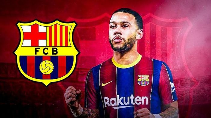 FOOTBALL NEWS - BARCELONA NOW CLOSE TO COMFIRMING AGREEMENT FOR MEMPHIS DEPAY FREE TRANSFER - REPORTS - Bóng Đá