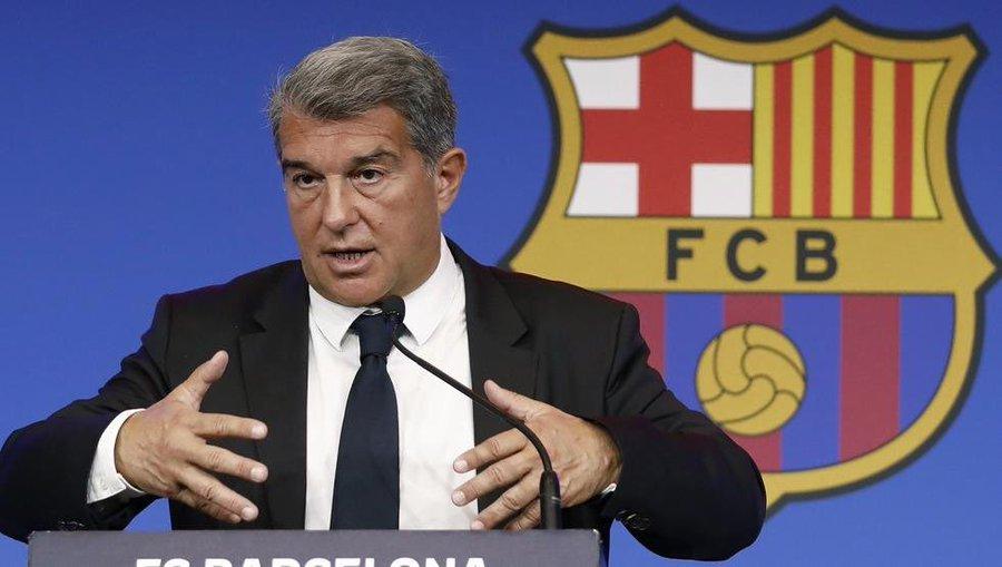 Laporta khẳng định chiêu mộ thêm 3-4 hợp đồng - Bóng Đá