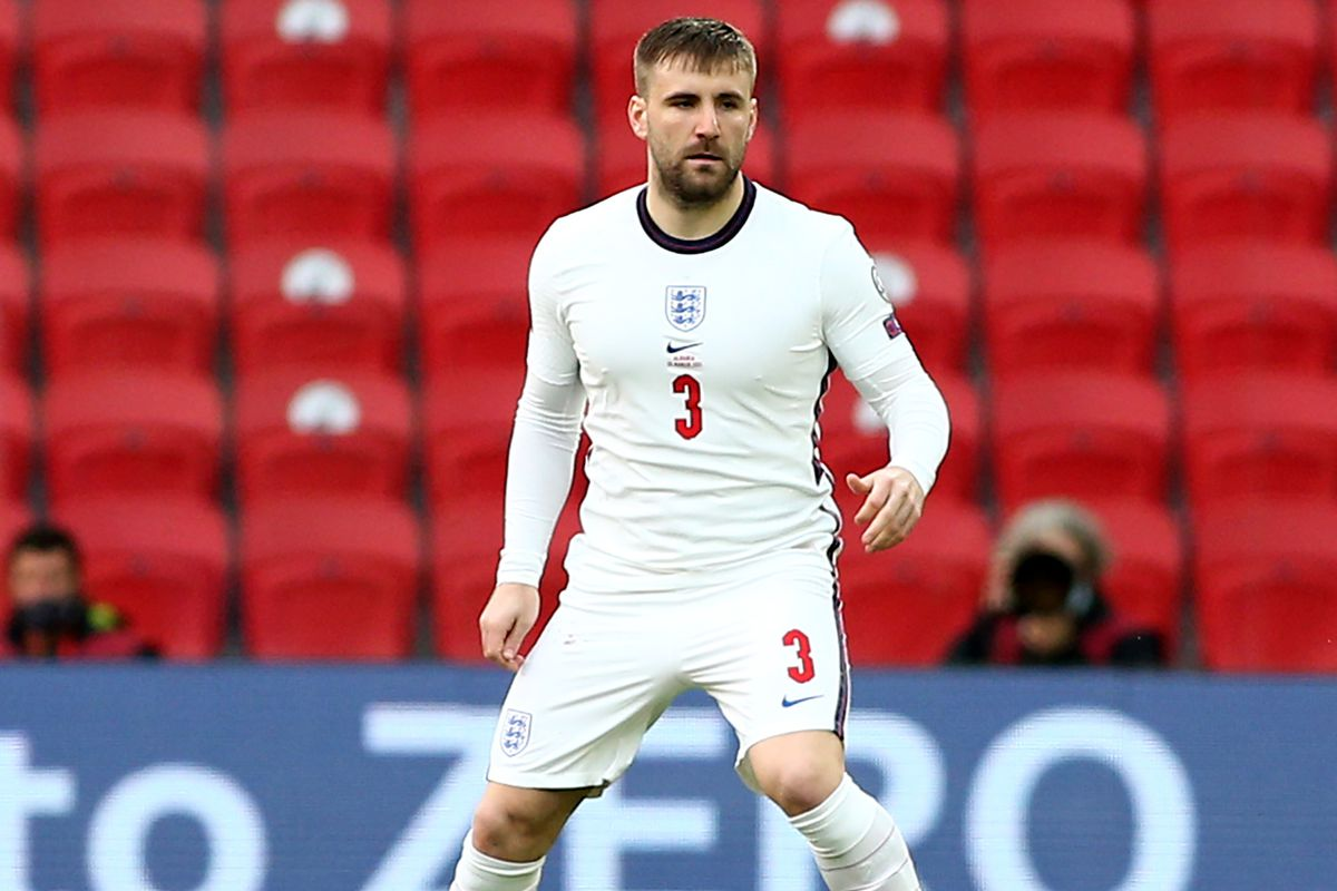 Luke Shaw is the strongest player in the England squad, says Three Lions teammatea - Bóng Đá