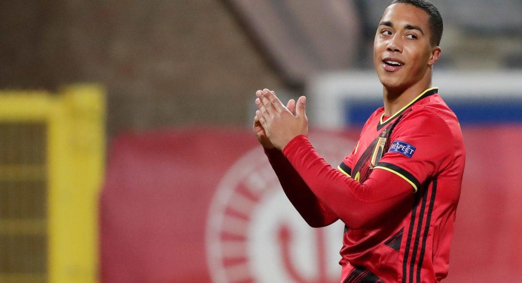 Liverpool are ready to pay €70million to sign Youri Tielemans - Bóng Đá