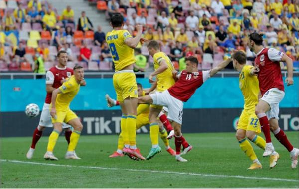TRỰC TIẾP Ukraine 0-1 Áo: Baumgartner mở tỷ số (H1) - Bóng Đá