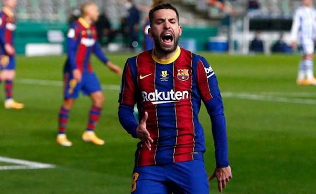 Barca đổi Alba lấy Bastoni - Bóng Đá