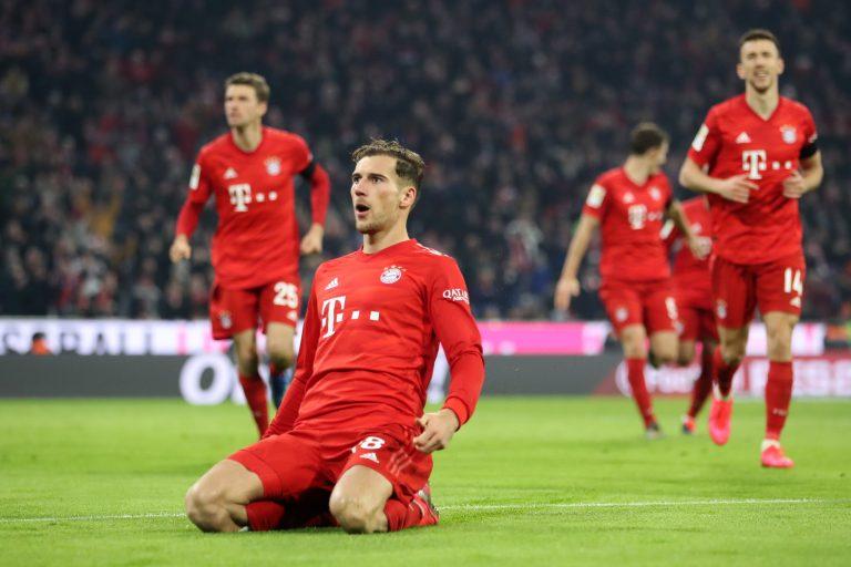 Liverpool chiêu mộ Leon Goretzka - Bóng Đá