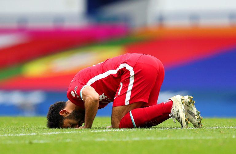 Liverpool nâng lương cho Salah - Bóng Đá