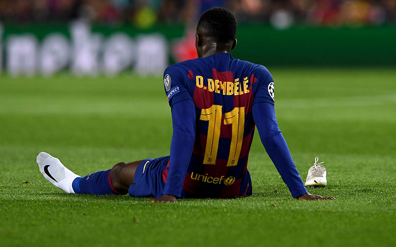 EXCLUSIVE: EXPERT REVEALS WHY MANCHESTER UNITED WILL NOT SEEK OUSMANE DEMBELE DEAL - Bóng Đá