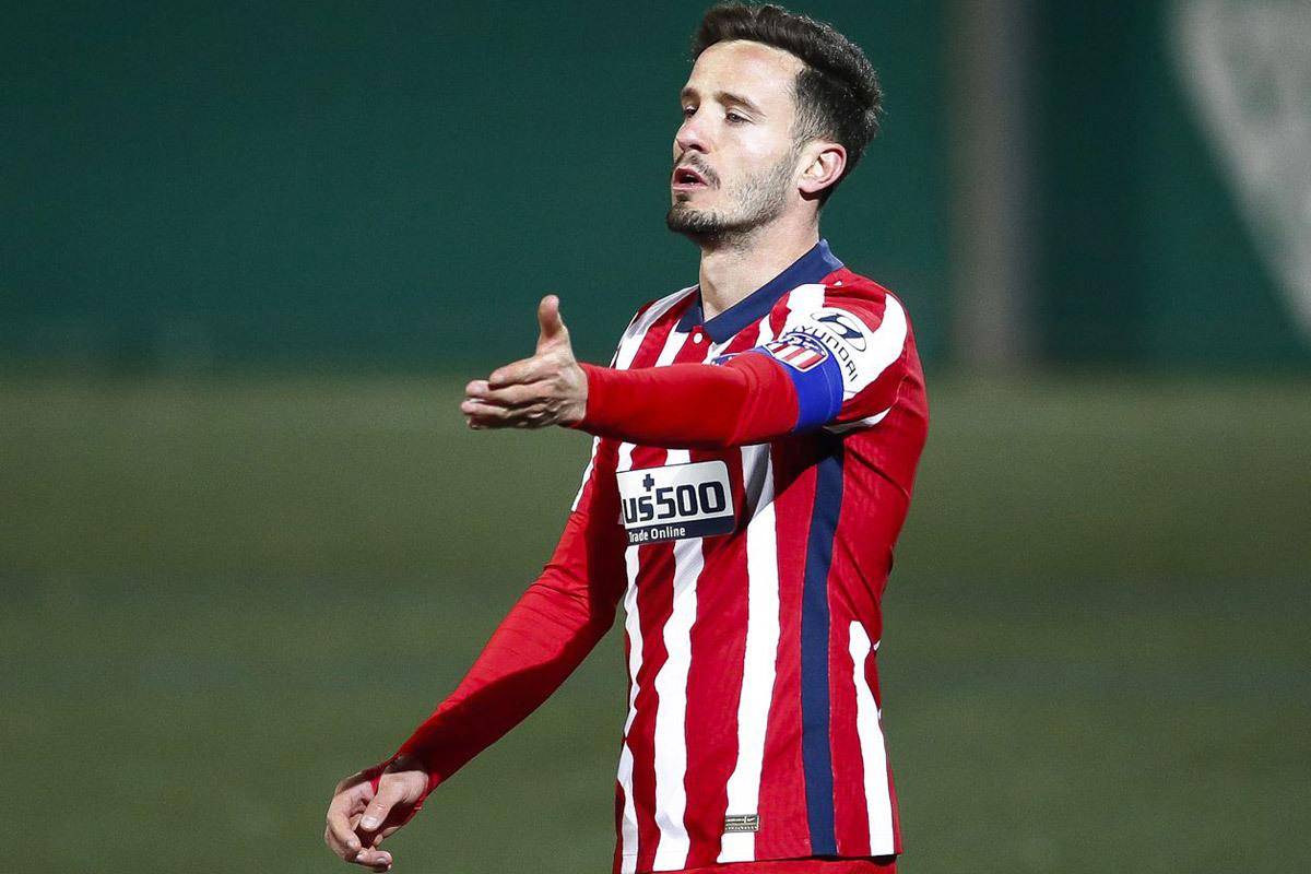 Liverpool 'make opening Saul transfer offer' as Reds propose swap deal for Atletico Madrid star - Bóng Đá