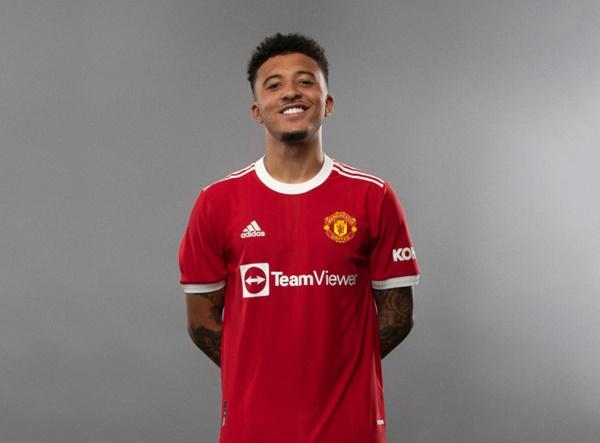 Sancho names United legends Ronaldo and Rooney as inspiration - Bóng Đá