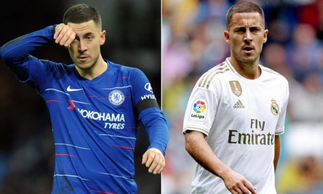 Chelsea's stance on £51m Eden Hazard transfer as Real Madrid target exit - Bóng Đá