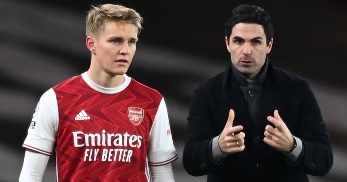 Arsenal 'yet to give up on signing Martin Odegaard' - Bóng Đá