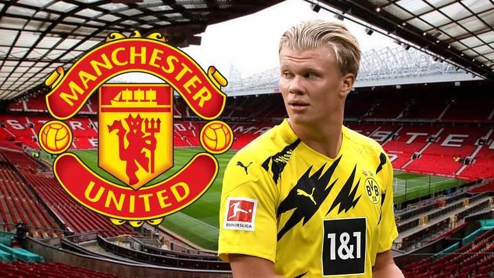 Manchester United's 'secret talks with Erling Haaland' as Chelsea push for transfer - Bóng Đá