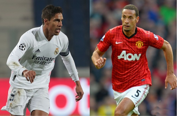 Raphael Varane: Patrice Evra hails the Manchester United signing - Bóng Đá