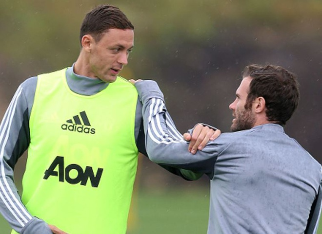 'He's just amazing': Nemanja Matic talks up Man United playmaker Juan Mata - Bóng Đá