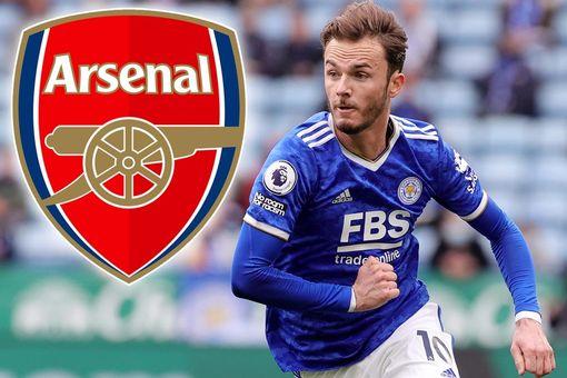 Arsenal 'open bidding for James Maddison as Leicester sent swap deal offer' - Bóng Đá