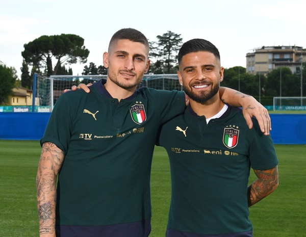 Liverpool urged to sign Lorenzo Insigne and ditch Marco Verratti transfer plan - Bóng Đá