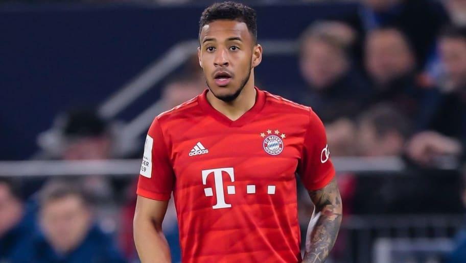 Man Utd and Arsenal 'chasing' Bayern Munich star Corentin Tolisso in £8.5m transfer - Bóng Đá