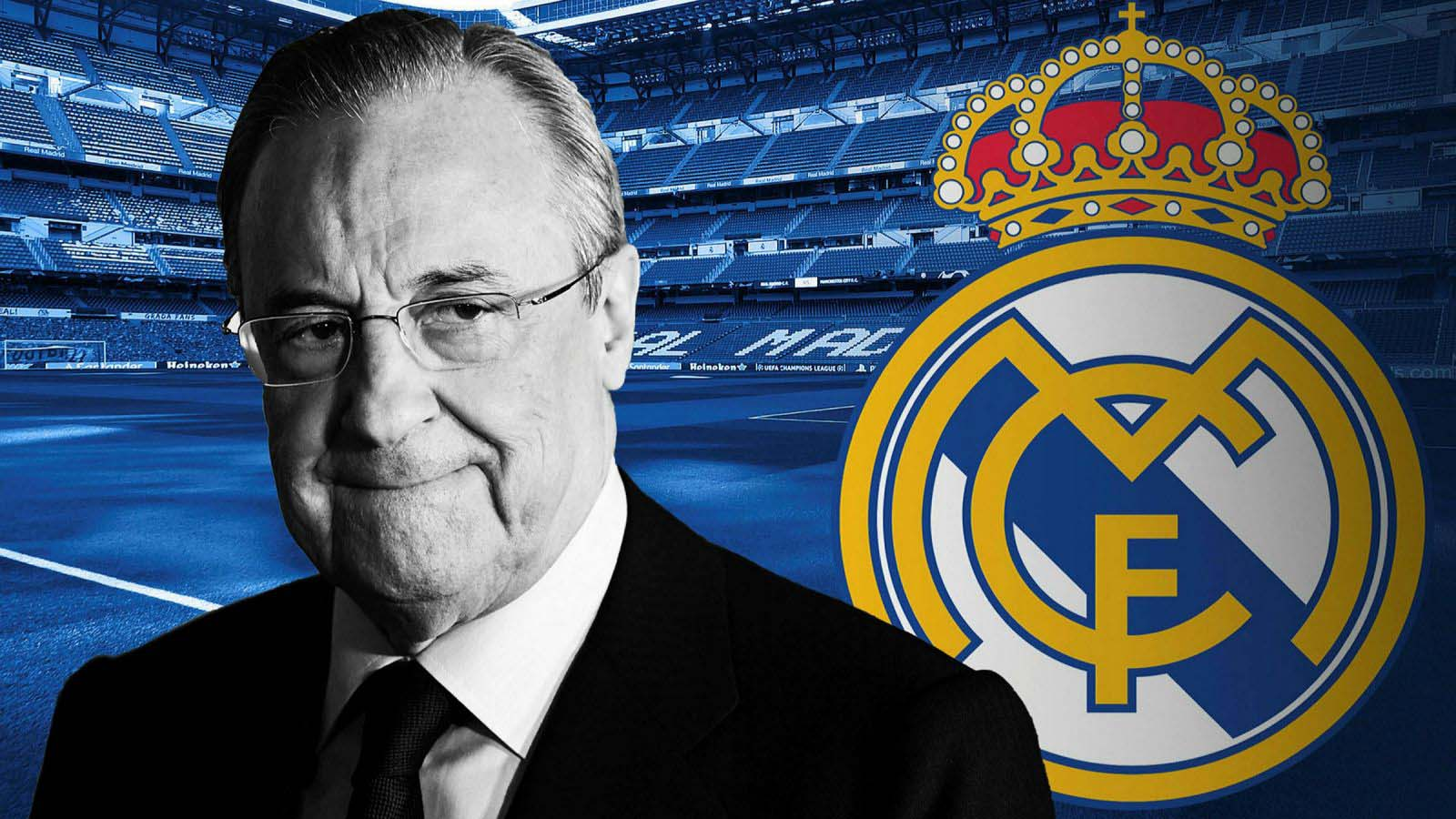 Real Madrid muốn gia nhập Premier League - Bóng Đá